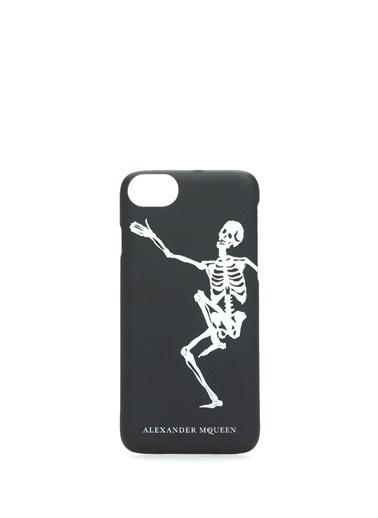 Alexander McQueen iPhone 7/8 Aksesuar Siyah